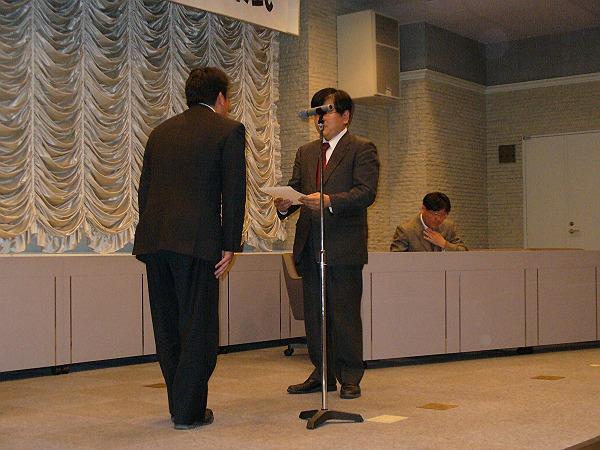 平成19年度卒業式